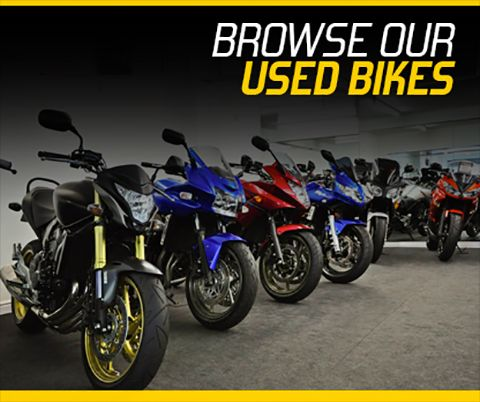 Browse our Used Motorcycles for sale