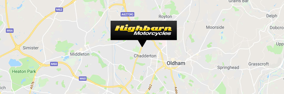 Find Highbarn Motorcycles